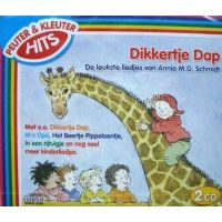 Annie M.G. Schmidt - Dikkertje Dap - De Leukste Liedjes - 2CD