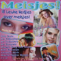 Meisjes - 18 Leuke Liedjes Over Meisjes - CD