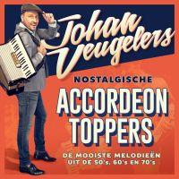 Johan Veugelers - Nostalgische Accordeon - CD