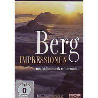 Berg Impressionen mit Volksmusik untermalt - DVD