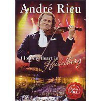 Andre Rieu - I lost my Heart in Heidelberg - DVD