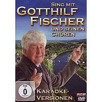 Gotthilf Fischer und seinen Choren - Sing mit Karaoke - DVD