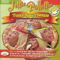 Jettie Pallettie - Tutti Spagghettie - CD