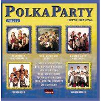 Polka Party - Instrumental Folge 2 - CD