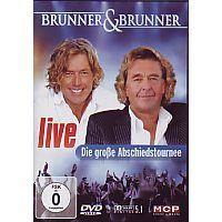 Brunner und Brunner - Live - Die grosse Abschiedstournee - DVD