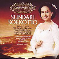 Sundari Soekotjo - Keroncong Asli - CD