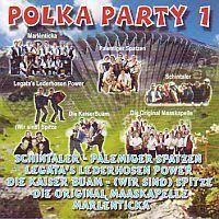 Polka Party - Deel 1 - CD