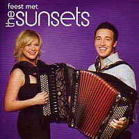 The Sunsets - Feest met - CD