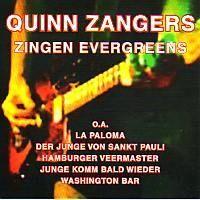 Quinn Zangers, zingen evergreens