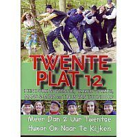 Twente Plat 12 - DVD