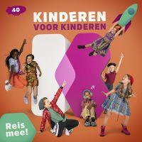 Kinderen voor Kinderen 40 - Reis Mee! - CD
