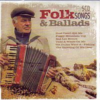 Folksongs and ballads - 5CD