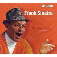 Frank Sinatra - Ol` Blue Eyes - 2CD+DVD