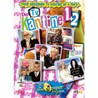 TV Kantine - 2 Seizoenen TV Kantine - 4DVD