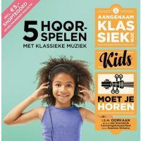 Aangenaam Klassiek For Kids 2018 - 2CD