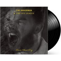Tim Akkerman & The Ivy League - Lions Don't Cry - LP