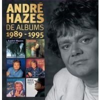 Andre Hazes - De Albums 1989-1995 - 6CD