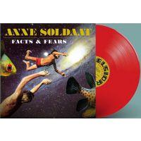 Anne Soldaat - Facts & Fears - Coloured Vinyl - LP