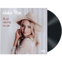 Aukje Fijn - Ik Wil Enkel Bij Jou Zijn - Vinyl Single