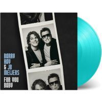 Barry Hay & JB Meijers - For You Baby - Coloured Turquoise Vinyl - LP