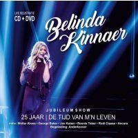 Belinda Kinnaer - 25 Jaar - De Tijd van M'n Leven - CD+DVD