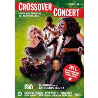 Crossover Concert - Ode Aan Doble R - 2DVD+CD