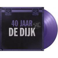 De Dijk - 40 Jaar - Het Beste Van Nu Tot Toen - Coloured Vinyl - 2LP