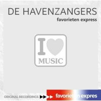 De Havenzangers - Favorieten Expres - CD