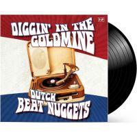 Diggin' In The Goldmine - Dutch Beat Nuggets - Black 2LP