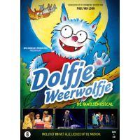 Dolfje Weerwolfje - De Familiemusical - DVD+CD
