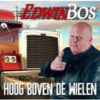 Edwin Bos -  Hoog Boven De Wielen - CD