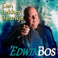 Edwin Bos - Een Lekker Deuntje - CD Single