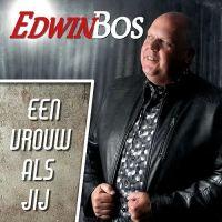 Edwin Bos - Een Vrouw Als Jij - CD Single