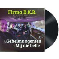 Firma B.K.R. - Geheime Agenten - Vinyl Single