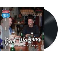 Gert Warring - Hunebed Highway - Vinyl Single