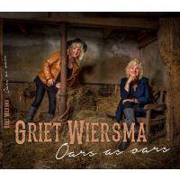 Griet Wiersma - Oars As Oars - CD
