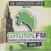 De Grootste Hits Van Grunn FM - Deel 2 - CD