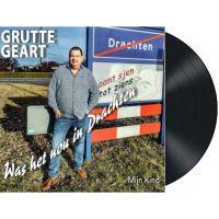 Grutte Geart - Was Het Nou In Drachten - Vinyl Single