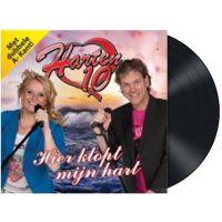 Harten 10 - Hier klopt mijn hart - Vinylsingle