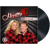 Harten 10 - Niets Of Niemand - Vinyl Single