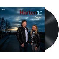 Harten 10 - Praten - Vinyl Single