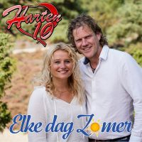 Harten 10 - Elke Dag Zomer - CD Single