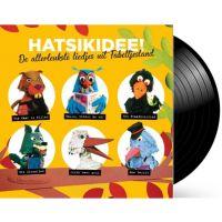 Fabeltjeskrant - Hatsikidee - De Allerleukste Liedjes Uit Fabeltjesland - LP