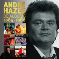 Andre Hazes - De Albums 1984 - 1988 - 6CD