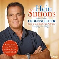 Hein Simons - Lebenslieder - CD