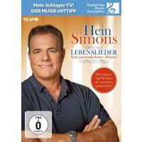 Hein Simons - Lebenslieder - DVD