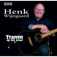 Henk Wijngaard - Tranen Op Het Stuur - CD