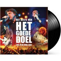 Het Goede Doel - Het Beste Van - Live In De HMH 2001 - LP