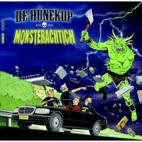 De Hunekop - Monsterachtich - CD
