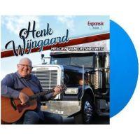 Henk Wijngaard - Helden Van De Snelweg - Vinyl Single Blauw